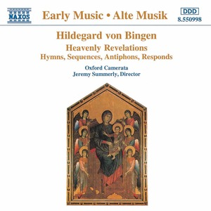 hildegard von binge-heavenly revelations